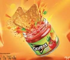 Doritos and Dips: 4 for £3 at Morrisons