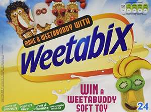 24 pack weetabix £1 at poundland (dated november)