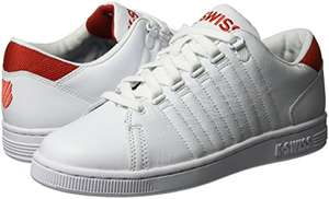 K-Swiss Men's Lozan Iii Tt Low-Top Sneakers £21 at Amazon