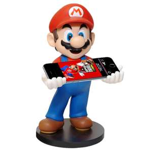 Super Mario Console/Phone Holder at Nintendo Store for £9.99 (£1.99 delivery if spending under £20)