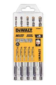 multi-material impact driver drill set at Screwfix for £4.99