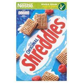 Shreddies 675g £1.69 at Waitrose plus Pick Your Own 20% off