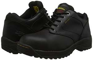 Dr. Martens Keadby Industrial Safety Shoes, Steel Toe S1P/SRC/HRO. Black UK Size 6 for £32.88 @ Amazon