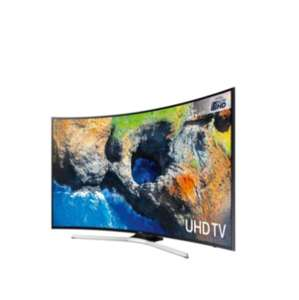 "Samsung MU6200 55"" 4K Curved TV £649.99 / £659.93 delivered @ QVC"