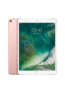 Ipad Pro 10.5 64GB WI FI Rose Gold - £619 (+ £3.99 delivery) @ Very