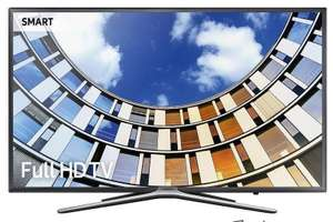 Samsung UE32M5500 32 Inch Smart WiFi Built In Full HD 1080p LED TV £294 with code @ tesco