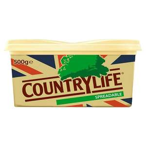 Country Life British Spreadable (500g) was £2.75 now £2.37 @ Morrisons