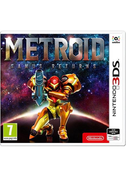 Metroid: Samus Returns (Nintendo 3DS) - £31.85 @ Base