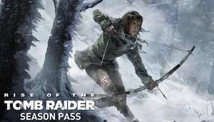 Rise of the Tomb Raider - Season Pass (for PC/Steam) £9.99 @ Humble Store (£8.99 with Monthly Bundle subscription)