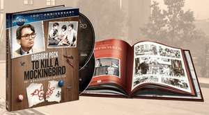 To Kill A Mockingbird Blu-Ray Digibook £4.50 (With Code SIGNUP10) @ Zoom