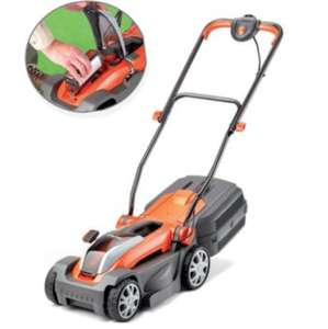 Flymo Mighty Mo 300 Li 40v battery operated mower with brushless motor £84.99 delivered @ Studio