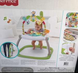 Fisher price jumperoo (space saver) - £12.50 (RRP £75) instore @ Tesco - Salisbury