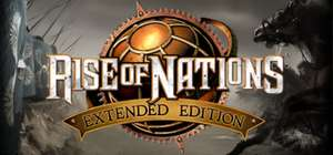 [Steam] Rise of Nations: Extended Edition - £3.74 - Steam (and Windows Store)