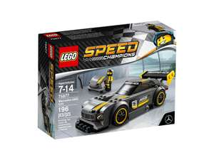 Lego Speed Champions 75877 Mercedes-AMG GT3 - £6.49 (Prime / £10.48 non Prime) @ Amazon