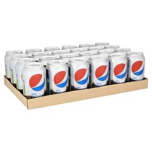 24 pack of Pepsi/Diet Pepsi/Pepsi Max/Pepsi Max Cherry at Costco, £5.39 (inc VAT) - 22p a can!