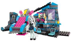 Mega Bloks Monster High Frankie Stein's Electrifying Room Building Set £5.99 @ Amazon - Dispatched from and sold by OnePack Ltd