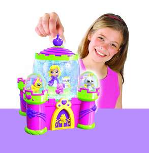 Glitzi Globes Mega Dome Princess Castle £6.99 / £7.98 delivered @ Amazon - Dispatched from and sold by Bargainmax Ltd