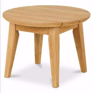 Adonia Wooden Side Table (W) 480 mm was £80, then £50 and now £25 @ B&Q (free C+C)