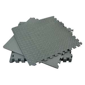 Rolson 60817 Floor Mat Set, 120 x 180 cm - 6 Pieces - £6.50 (Prime Exclusive 1-2 months) @ Amazon