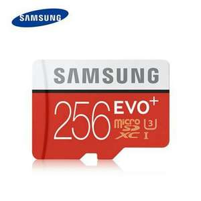 Samsung 256gb micro SD card £84.94 @ Gearbest
