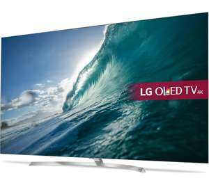 LG OLED55B7V + 5 Years Warranty + 6 Months Netflix + Free Delivery £1779 with code TV100 - Currys