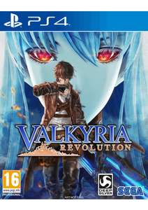 Valkyria Revolution PS4 & Xbox One - £12.85 @ Simply Games.