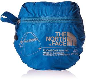 North face flyweight duffel bag £16.69 Prime / £20.68 Non Prime @Amazon