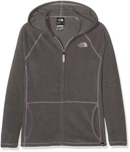 The North Face Glacier Fleece Girl's Outdoor Hoodie from £14.40 Amazon