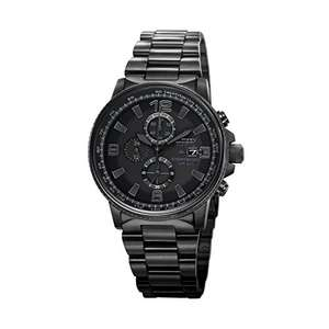 Citizen Men's Eco-Drive Nighthawk Watch CA0295-58E was £349 now £209 only @ Amazon