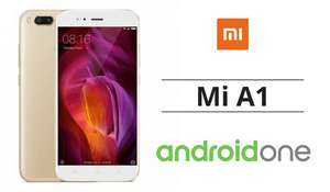 Pre-sale Xiaomi Mi A1 MiA1 Dual Rear Camera 5.5 inch 4GB RAM 64GB Snapdragon 625 £160.50 @ Geekbuying