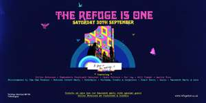 Free gin & tonic at Refuge bar - astonishing Victorian interior in Manchester - Sat 30 September 5-7:30