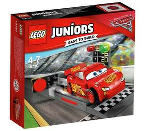 Lightning McQueen Easy build Juniors Lego 10730 £5.99 @ Argos