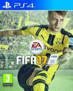 FIFA 17 PS4 for £11.99 PSN Digital