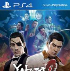 Yakuza 0 (PS4) £16.99 used delivered / £19.99 new??? @ Grainger games