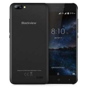 Blackview A7 - Android 7, dual-camera - £35.92 - Gearbest