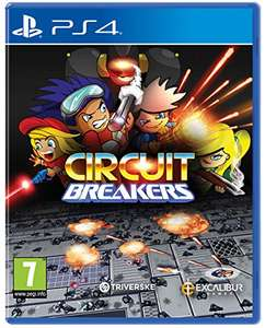 Circuit Breakers (PS4) £10.99 (Prime) £12.99 (Non-Prime) Delivered @ Amazon (Shopto £11.85)