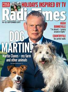 Radio Times Magazine Xmas Issue Subscription £1 for 10 issues @ Buysubscription