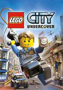 LEGO City Undercover for PC (Steam key) only £7.99 @ CDKeys