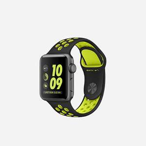 Apple Watch Series 2 (38mm) £257.97 @ Nike