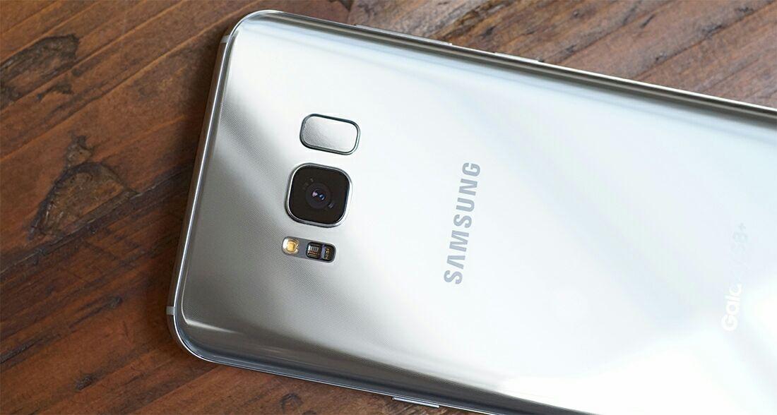 Samsung Galaxy S8 64 GB Arctic Silver £483 Amazon.DE