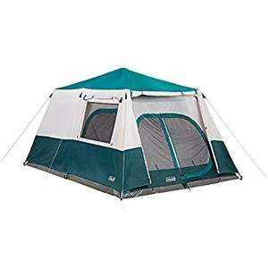 Costco (in-store) Coleman Instant 10 Person Cabin Tent £120  sc 1 st  HotUKDeals & Costco (in-store) Coleman Instant 10 Person Cabin Tent £120 ...