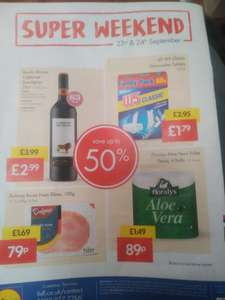 Lidl Super weekend offers 23-24 sept 2017