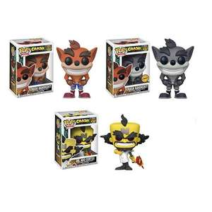 Crash Bandicoot Funko Pop! Vinyl Figure £9.99 + Free p&p @ Forbidden planet