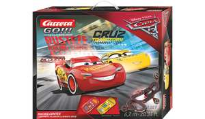 Half Price Disney Cars 3 racing centre £50 @ Asda