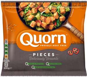 Quorn Meat Free Pieces (300g) was £1.90 now £1.00 @ Asda
