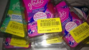 Glade Wax Melts Reduced from £5.00 to 59p in Waitrose, Eastbourne