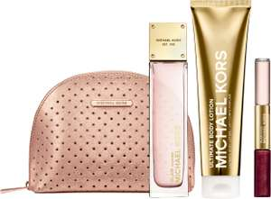 Michael Kors Glam Jasmine Eau de Parfum Spray 100ml Gift Set £44.00 @ Escentual