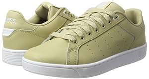 K-Swiss Men's Clean Court Cmf Low-Top Sneakers from £16.50 @ Amazon sizes 9.5 & 10 still going strong