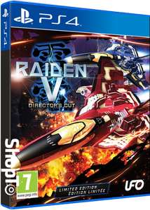 (PRE-ORDER) Raiden V: Director's Cut Limited Edition (PS4) - £28.85 @ SHOPTO
