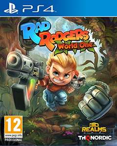(PRE-ORDER) Rad Rodgers: World One (PS4/XB1) - £11.49 (Prime) @ Amazon